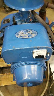 Kohler Electric Plant Generator