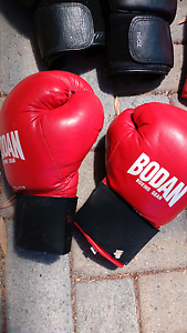 Endurance boxing / punching bag / mitts / gloves Bull Creek Melville Area Preview