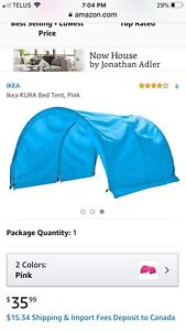Kura bed tent - brand new, unopen bag