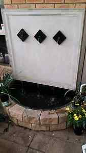 Pond with wall feature Willaston Gawler Area Preview