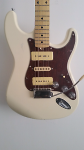 Partscaster strat. New Lambton Newcastle Area Preview