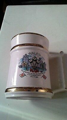 Prince of Wales Investiture tankard 1st july 1969
