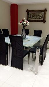 Dining table and chairs Beaumont Hills The Hills District Preview