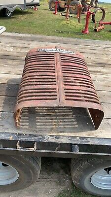 Farmall Mcormick W6 Grille Nose Cone Antique Tractor Nice One