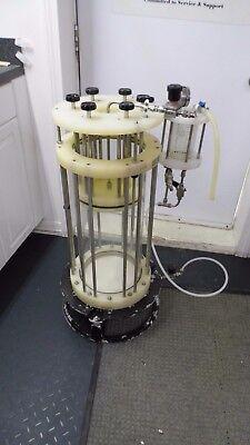 Amicon Moduline 250x500 250mm X 500mm Biochromatography Production Column Base