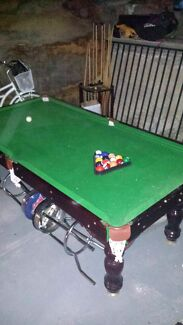 Slate pool table 7FT X 3FT Yowie Bay Sutherland Area Preview