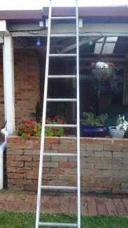 Ladder Aluminium Heavy Duty