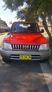 1998 toyota prado: MUST SELL Narwee Canterbury Area Preview