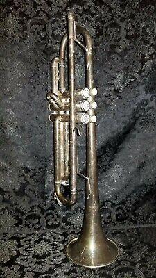 Genuine Bach Silver Cornet Mouthpiece Ships Fast! 11EW NEW