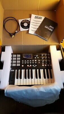 AKAI MPK25 MIDI Controller !!! Excellent Condition - Gently Used !!!