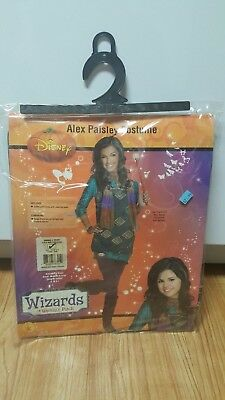Wizards of Waverly Place Alex Paisley Costume Children/Girl - S 4-6X