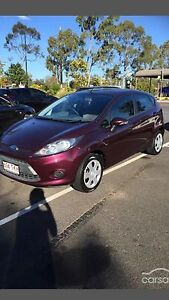 2013 Ford Fiesta  CL Thornlands Redland Area Preview