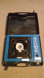 Portable Gas Stove Top for Camping.