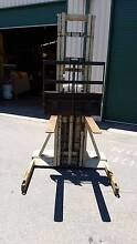 Crown Stacker Electric Forklift Golden Grove Tea Tree Gully Area Preview