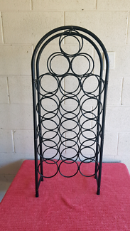 Wought Wine Rack