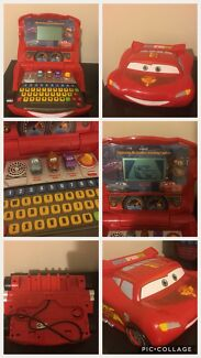 Disney cars learning computer