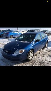 2005 Chevrolet Cobalt good running conditions As Is