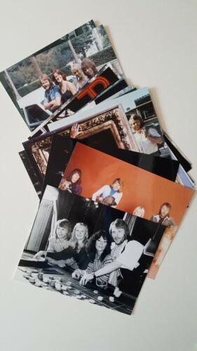 x20 Abba Photo Set Job Lot 8x10 inch Bundle - Set 5