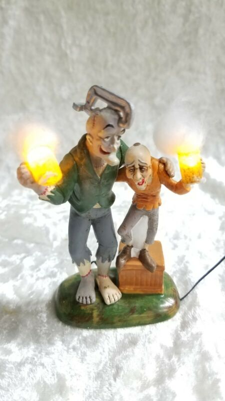 Dept 56 Snow Village Halloween - Brew Ha-Ha - #56.55274 - EUC -Tested