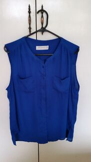 Peter Morrissey brand size 16 top Silkstone Ipswich City Preview
