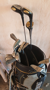 RH Golf Clubs + Bag Gladstone Park Hume Area Preview