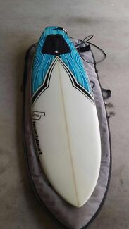Surfboard  6'2  Beach Beat Caboolture Caboolture Area Preview