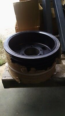 Maurey 8c140f V-bely Pulley Sheave 8 Groove C Section 14 Pitch Diameter New