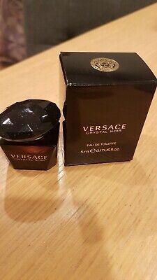 Versace Crystal Noir Eau de Toilette Mini 5ml