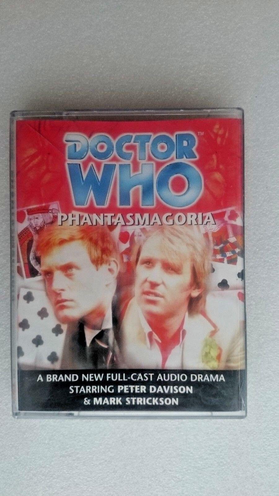 Doctor Who Phantasmagoria  (Audio Soundtrack) - Peter Davidson
