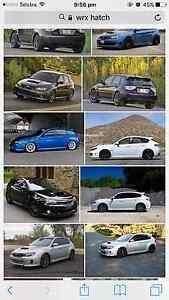 07-10 Subaru WRX Hatchback Prospect Launceston Area Preview