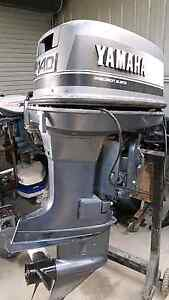 Yamaha 140hp v4 2 stroke.  Rebuild or parts Fish Creek South Gippsland Preview