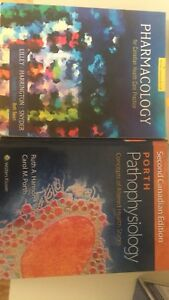 Ryerson Nursing year 1 and 2 textbooks