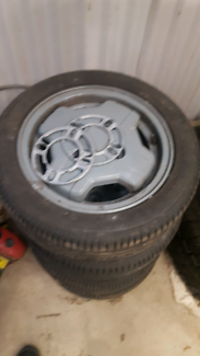Rims to suit mighty boy or Suzuki carry
