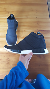 Adidas NMD_CS1 BLACK GUM US11 Ivanhoe Banyule Area Preview