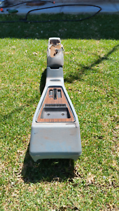 Hj hx hz gts monaro coupe console  Modbury Tea Tree Gully Area Preview