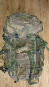 British army 100ltr dpm bergen rucksack long back or Short back