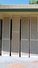 Louvered Doors Trinity Park Cairns Area Preview