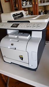 HP Color LaserJet CM2320nf MFP + Free toner Randwick Eastern Suburbs Preview