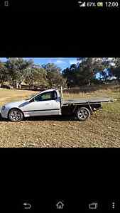 2007 Ford Other Ute Muswellbrook Muswellbrook Area Preview