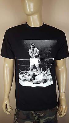 Muhammad Ali Black T Shirt The Peoples Champ Tee T Shirt Boxer