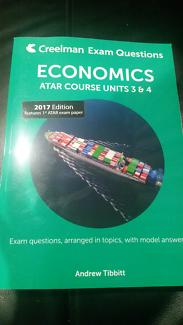 ATAR Economics Exam Creelman Book