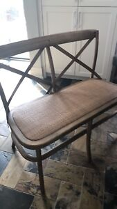 2 bench wood bench 2 seater
