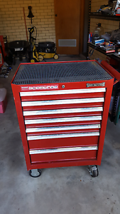 Sidchrome 7 Drawer roller trolley/cabinet Fairview Park Tea Tree Gully Area Preview