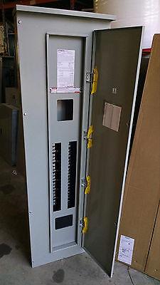 Siemens 400amp 208y120 Main Circuit Breaker Panel Board Type Bl New N3r Nema 3r