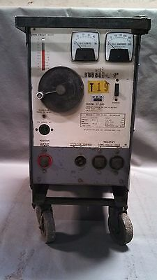Miller Welding Power Source Model Cp - 200