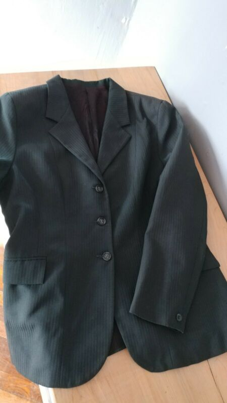 Vintage Youth Size 18 Green English Hunt Jacket