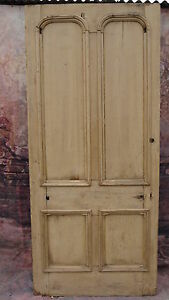 Xxl03 39 X 88 3 4 Extra Large Old Period Pine Solid