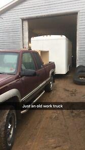 1998 Chevrolet 2500 diesel