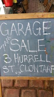 GARAGE SALE Clontarf Redcliffe Area Preview