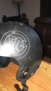 EXCELLENT Boarding helmet size small $40.00. OBO